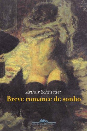 BREVE ROMANCE DE SONHO, livro de Arthur Schnitzler