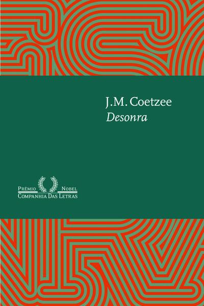 Desonra, livro de J. M. Coetzee
