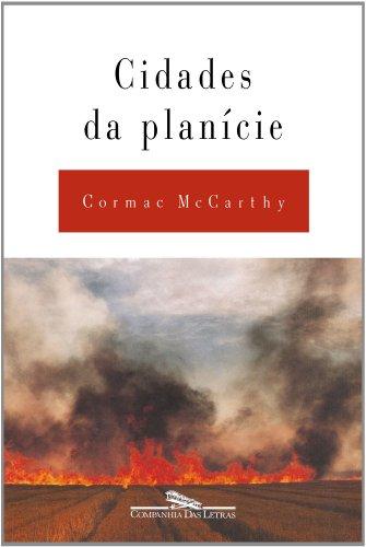 CIDADES DA PLANÍCIE, livro de Cormac McCarthy