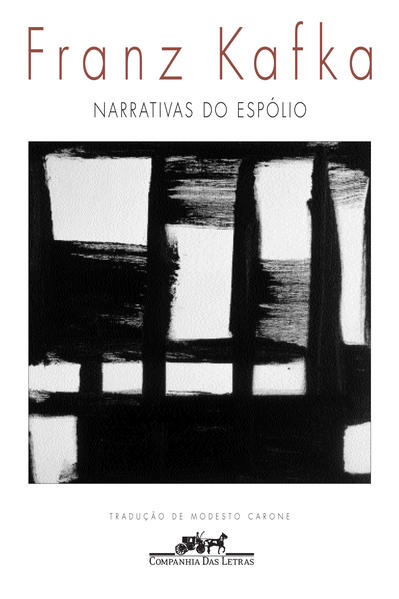 Narrativas do espólio (1914-1924), livro de Franz Kafka