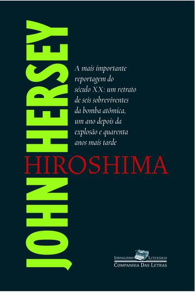 Hiroshima, livro de John Hersey