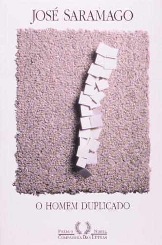 O homem duplicado, livro de José Saramago
