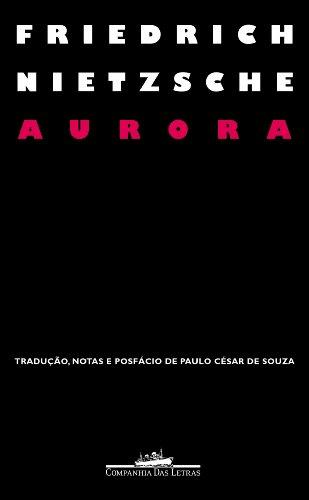 AURORA, livro de Friedrich Nietzsche