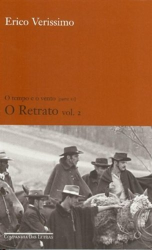 O RETRATO - VOL. 2, livro de Erico Verissimo