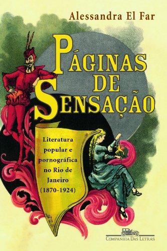 PÁGINAS DE SENSAÇÃO, livro de Alessandra El Far