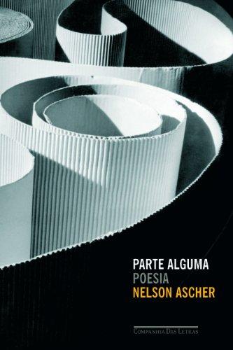 PARTE ALGUMA, livro de Nelson Ascher
