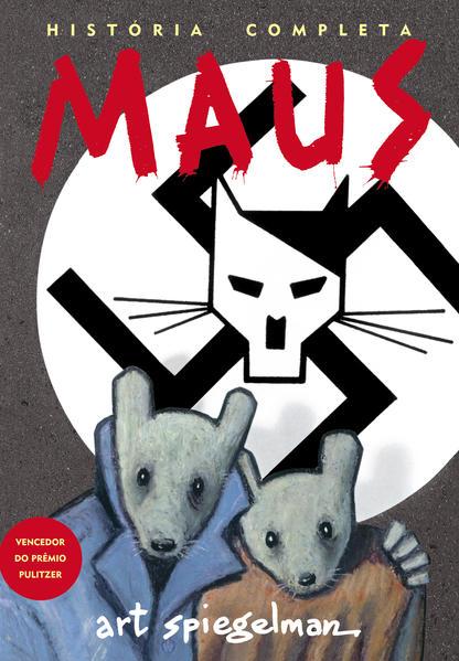 MAUS, livro de Art Spiegelman