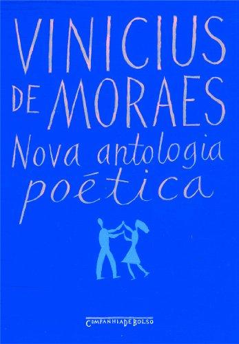 NOVA ANTOLOGIA POÉTICA (EDIÇÃO DE BOLSO), livro de Vinicius de Moraes