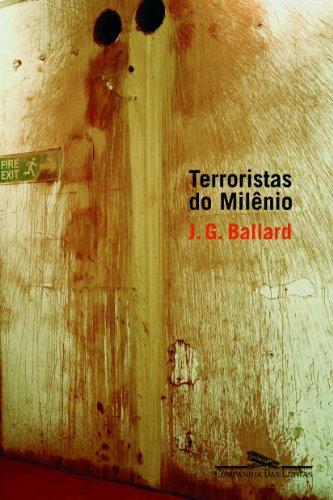 TERRORISTAS DO MILÊNIO, livro de J. G. Ballard