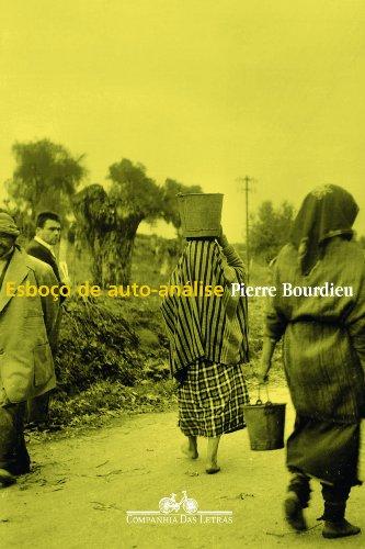 ESBOÇO DE AUTO-ANÁLISE, livro de Pierre Bourdieu