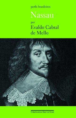NASSAU, livro de Evaldo Cabral de Mello