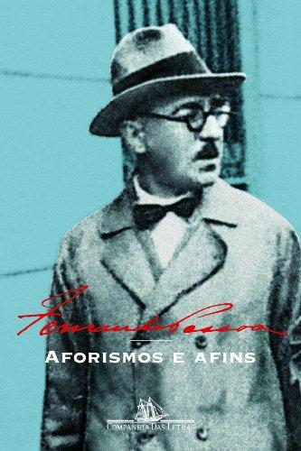 Aforismos e afins, livro de Fernando Pessoa