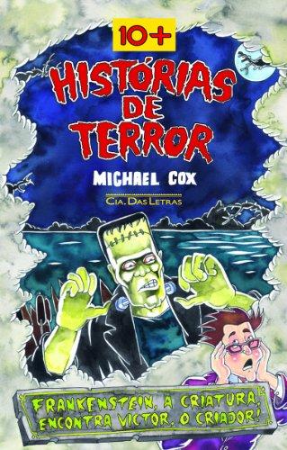 HISTÓRIAS DE TERROR, livro de Michael Cox