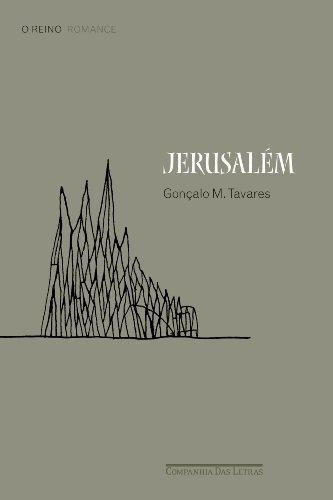 JERUSALÉM, livro de Gonçalo M. Tavares