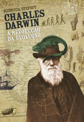 CHARLES DARWIN, livro de Rebecca Stefoff