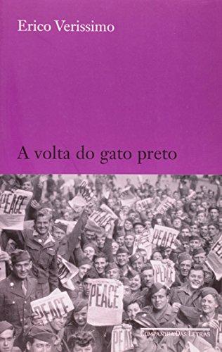 A VOLTA DO GATO PRETO, livro de Erico Verissimo
