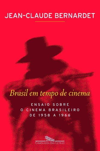 BRASIL EM TEMPO DE CINEMA, livro de Jean-Claude Bernardet