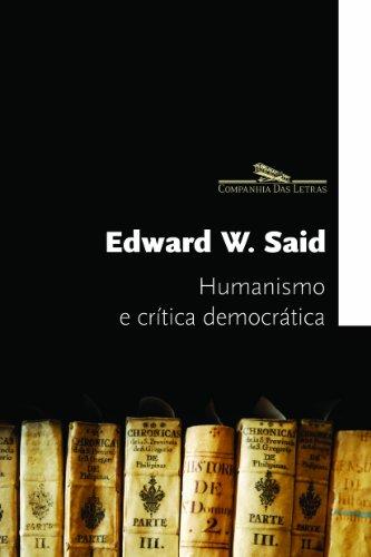 Humanismo e crítica democrática, livro de Edward W. Said
