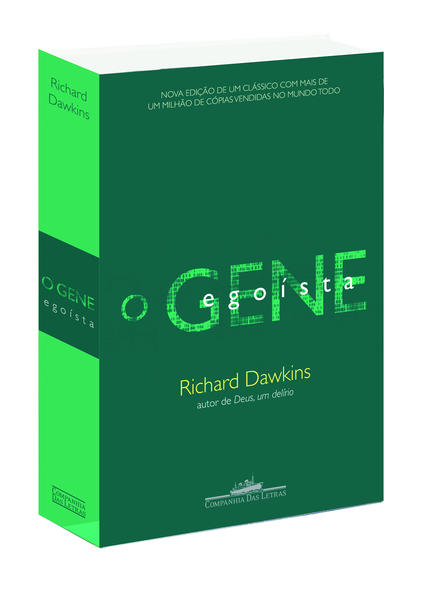 O GENE EGOÍSTA, livro de Richard Dawkins