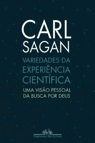 VARIEDADES DA EXPERIÊNCIA CIENTÍFICA, livro de Carl Sagan