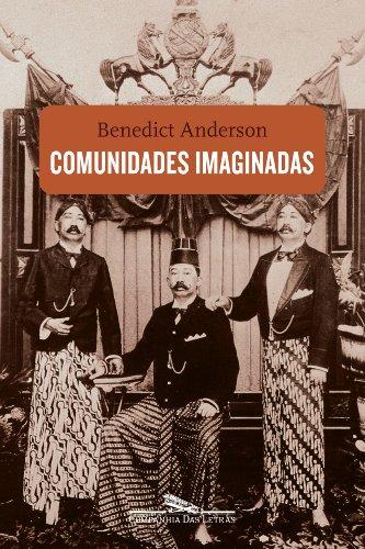 Comunidades imaginadas, livro de Benedict Anderson