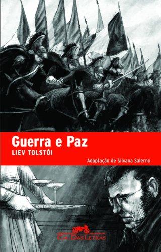 GUERRA E PAZ, livro de Liev Tolstói, Silvana Salerno (adaptação)