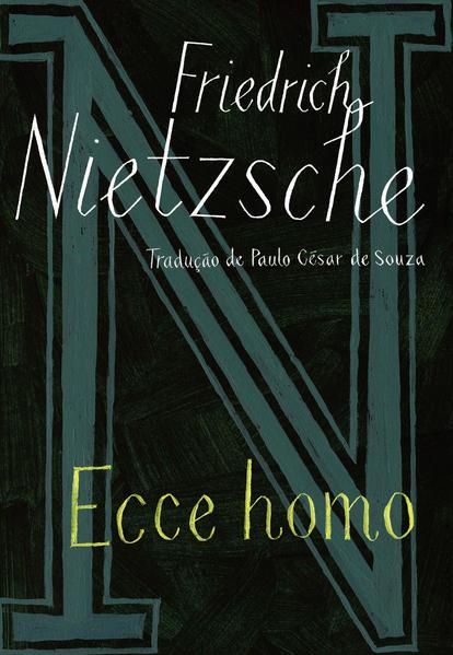 ECCE HOMO (EDIÇÃO DE BOLSO), livro de Friedrich Nietzsche