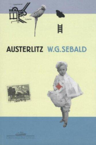 Austerlitz, livro de W. G. Sebald