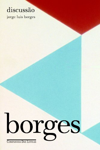 Discussão, livro de Jorge Luis Borges