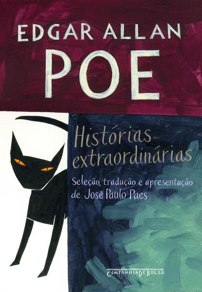 HISTÓRIAS EXTRAORDINÁRIAS (EDIÇÃO DE BOLSO), livro de Edgar Allan Poe