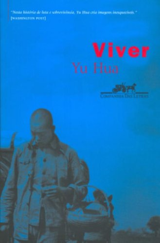 VIVER, livro de Yu Hua