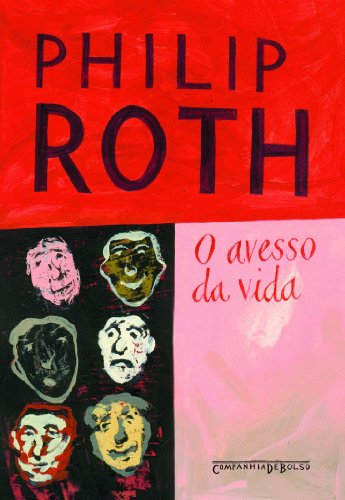 O avesso da vida (Edição de Bolso), livro de Philip Roth