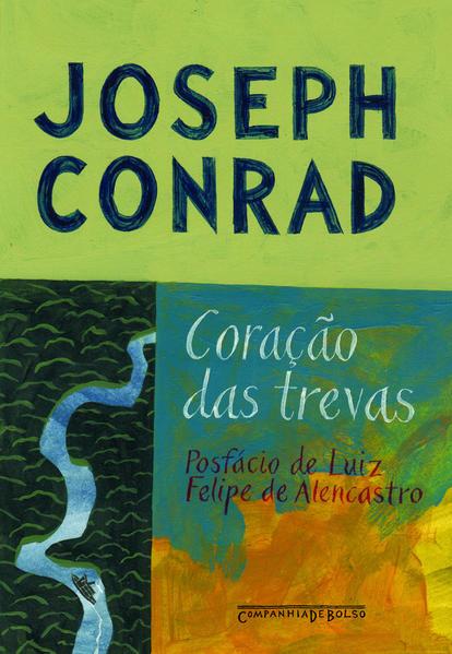 CORAÇÃO DAS TREVAS (EDIÇÃO DE BOLSO), livro de Joseph Conrad