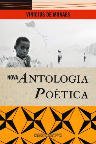 NOVA ANTOLOGIA POÉTICA, livro de Vinicius de Moraes