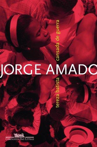 Tereza Batista cansada de guerra, livro de Jorge Amado