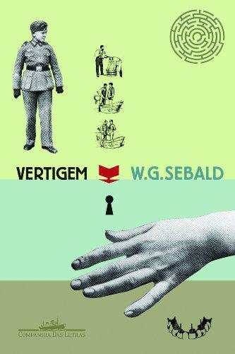 Vertigem - Sensações, livro de W. G. Sebald