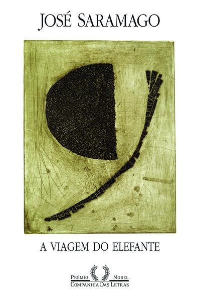 A viagem do elefante, livro de José Saramago