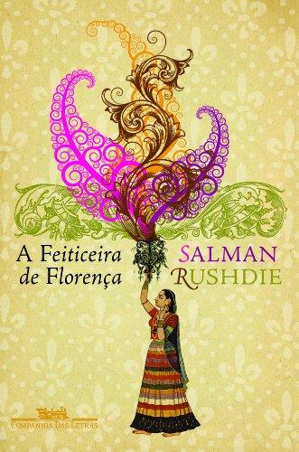 A feiticeira de Florença, livro de Salman Rushdie