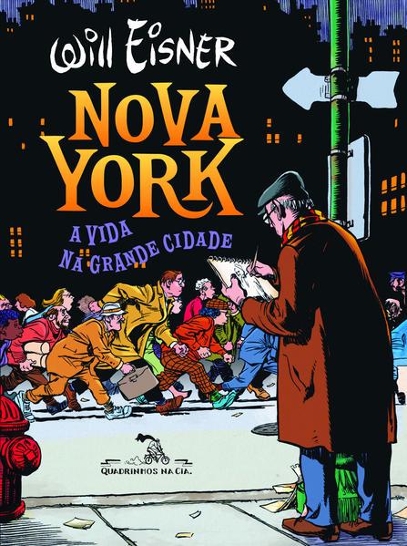 NOVA YORK, livro de Will Eisner