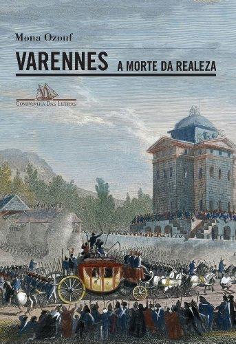 VARENNES, livro de Mona Ozouf