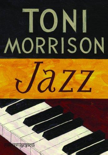 JAZZ (EDIÇÃO DE BOLSO), livro de Toni Morrison