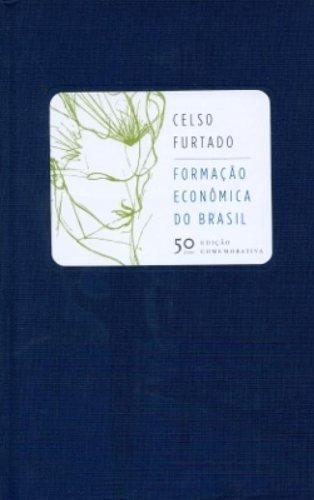 Formação econômica do Brasil (Edição Comemorativa), livro de Celso Furtado