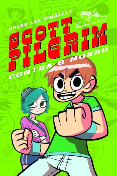 Scott Pilgrim contra o mundo - Vol. 1, livro de Bryan Lee O`Malley