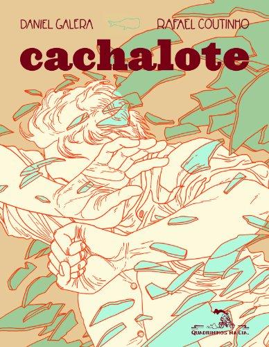 CACHALOTE, livro de Daniel Galera, Rafael Coutinho