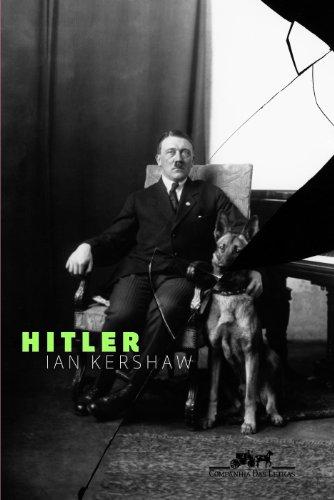 HITLER, livro de Ian Kershaw