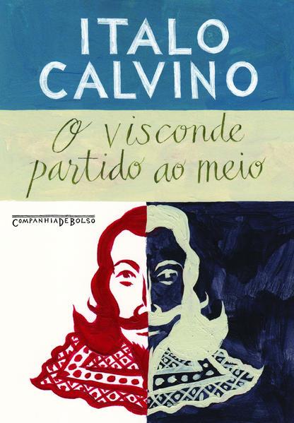 O visconde partido ao meio (Edição de Bolso), livro de Italo Calvino