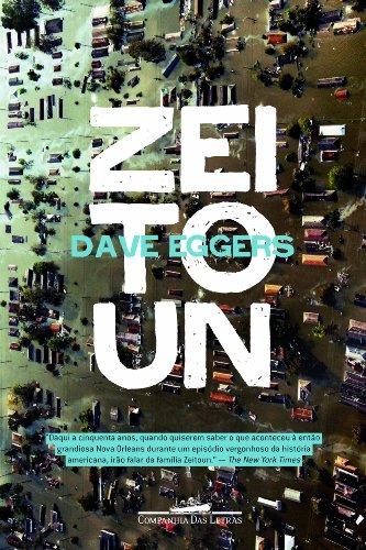 ZEITOUN, livro de Dave Eggers