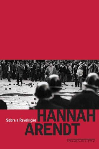 Sobre a revolução, livro de Hannah Arendt