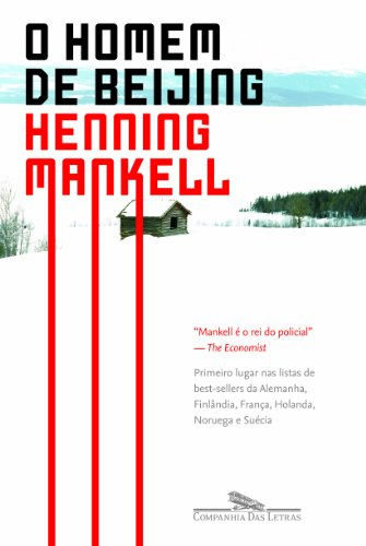 O homem de Beijing, livro de Henning Mankell