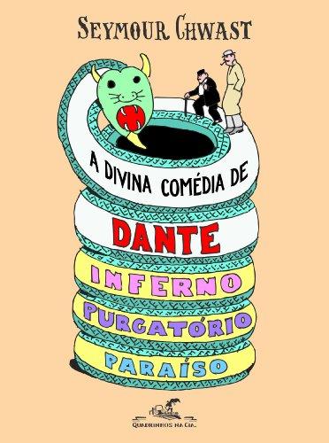 A divina comédia de Dante, livro de Seymour Chwast